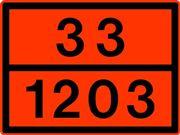 33 1203 skylt